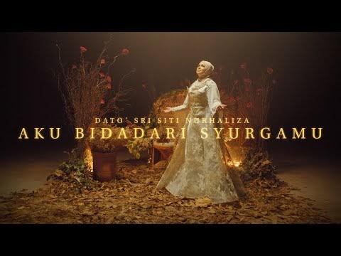 LIRIK LAGU (OST 7 Hari Mencintaiku 2) Dato' Sri Siti Nurhaliza | Aku Bidadari Syurg...