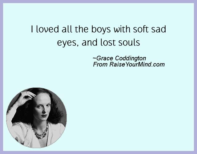 Fashion Statement Quotes Sayings I Loved All The Boys With Soft
