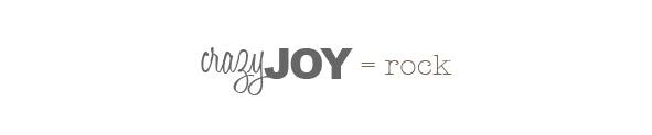 crazyjoy = rock