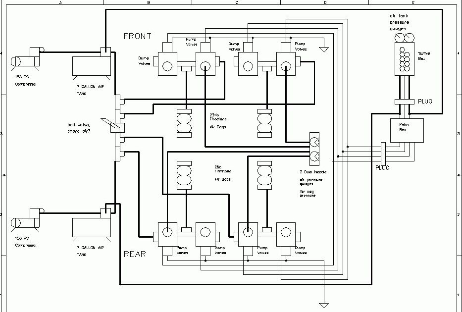 33 Air Ride Switch Box Wiring Diagram