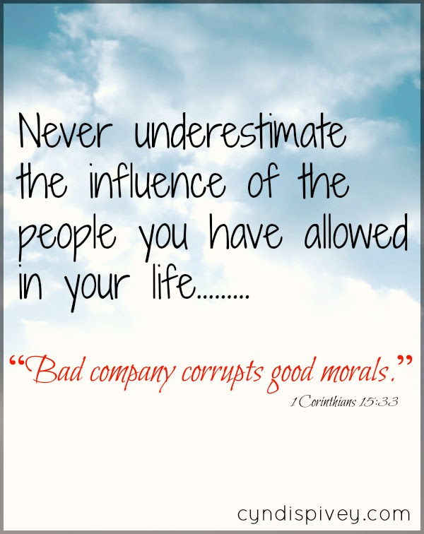 Good Company Quotes
