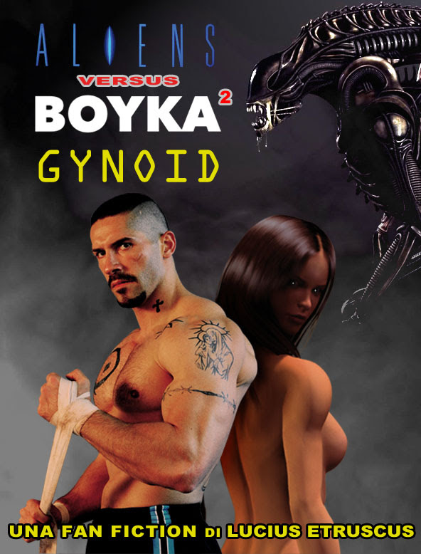 Aliens Vs. Boyka