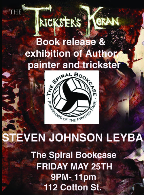 Philadelphia book release, reading and exhibition