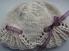 One Skein Baby Hat