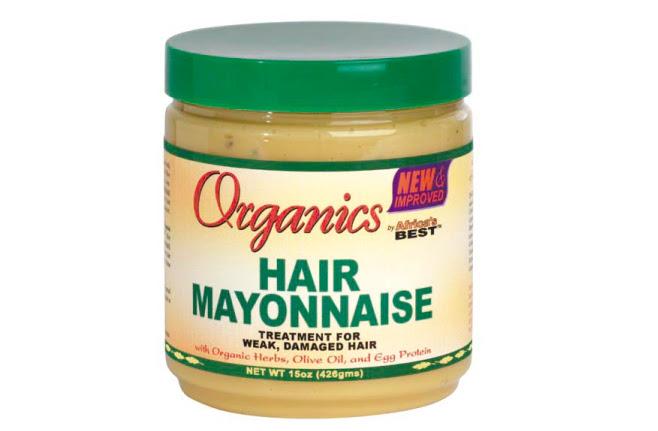 African's Best Hair Mayonnaise