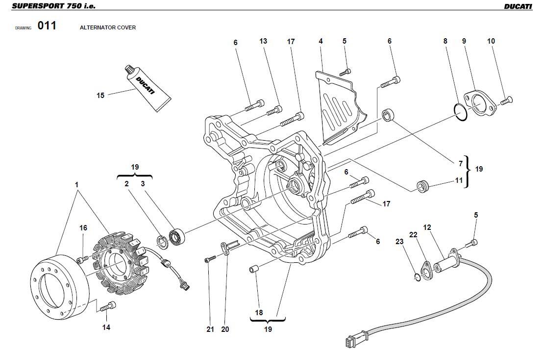 2001 Ducati Monster Wiring Diagram
