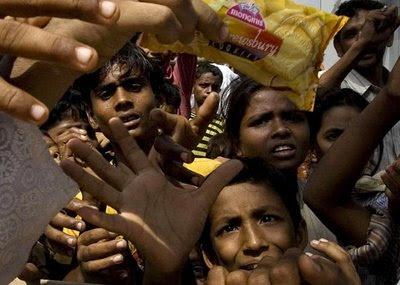 fome mundo áfrica brasil boff