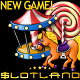 Slotlands New Carnival Slot Game Features Bonus Game with Free Spins