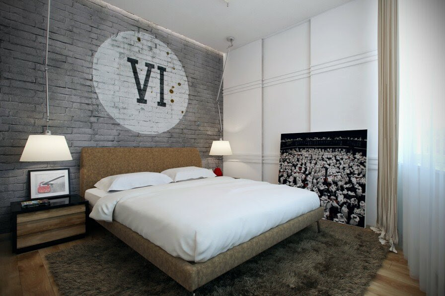 14 Examples Of Wall  Lights  Effect In Bedroom  Decor