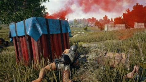 pubg guide approaching  looting airdrops daily esports