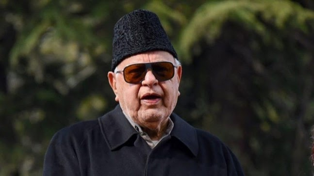 Farooq Abdullah tests positive for Covid-19, showing symptoms, tweets son Omar Abdullah https://ift.tt/31tSwf1