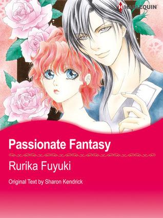 Passionate Fantasy (Harlequin Romance Manga)