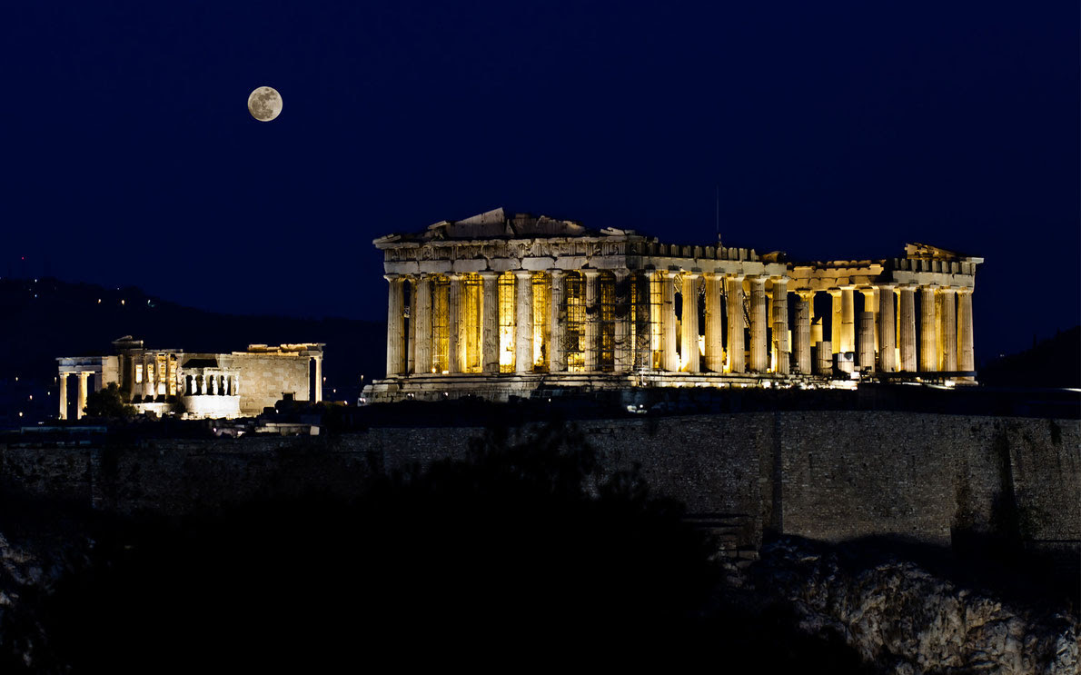 Athens European Best Destinations - Copyright Greek National Tourism Organisation