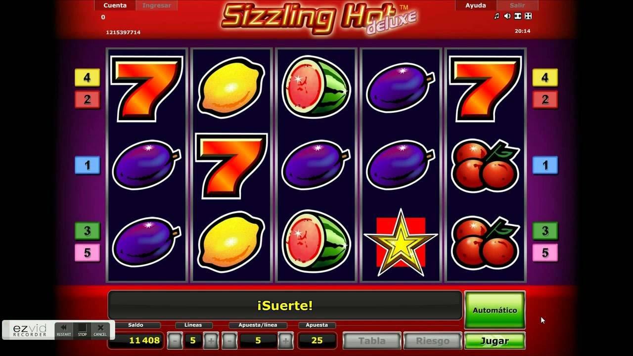 Slots gratis para jugar