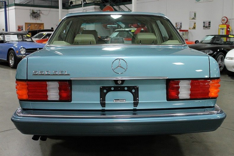 Purchase used 1991 Mercedes 560SEL Only 31,818, One of the ...