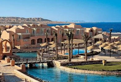 Esterno del Radisson Blu Resort, El Quseir - Mar Rosso