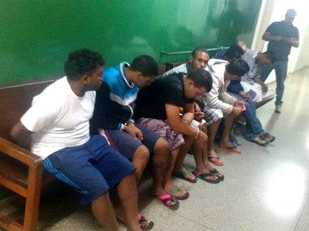 PARA CIDADE OCIDENTAL: Polícia do DF detém 17 por tráfico internacional de drogas