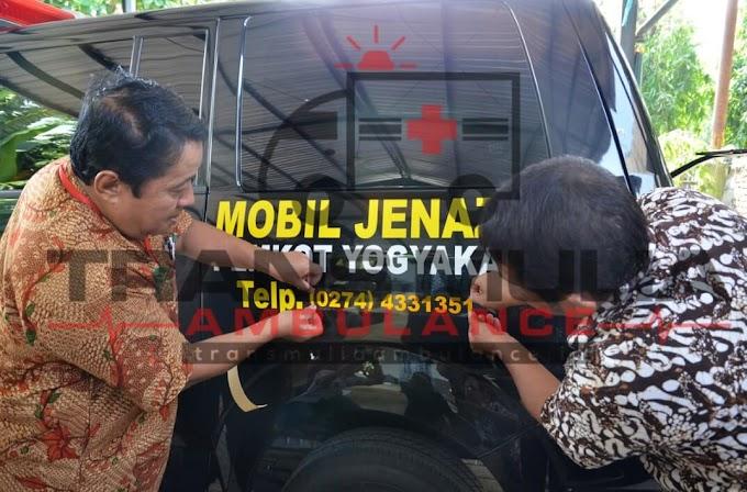 Mobil Jenazah Pemkot Yogyakarta oleh - ambulancetangerang.xyz