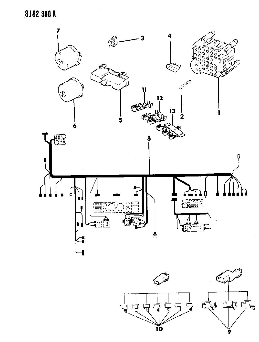 C92c6a 1999 Jeep Wrangler Gauges Wiring Diagram Wiring Library