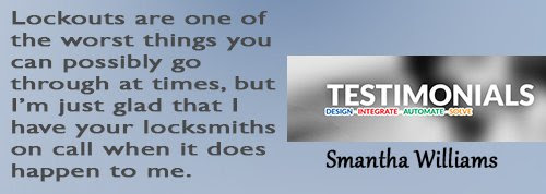 Denver Locksmith Colorado testmonials