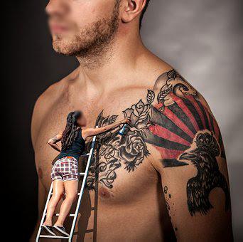 Tatuajes Zona Del Cuerpo Donde Te Dolería Menos