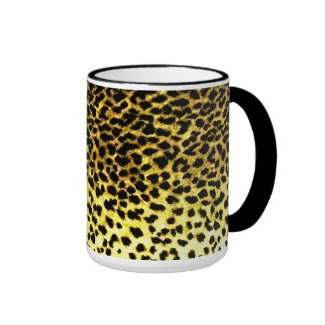 Leopard Wallpaper 15 Oz Stainless Steel Travel Mug