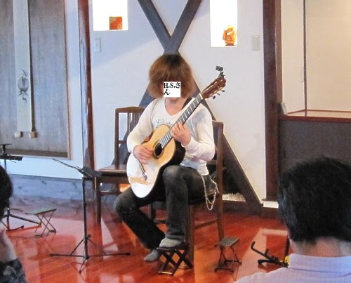 H.S.さんソロ 2011年10月22日 by Poran111