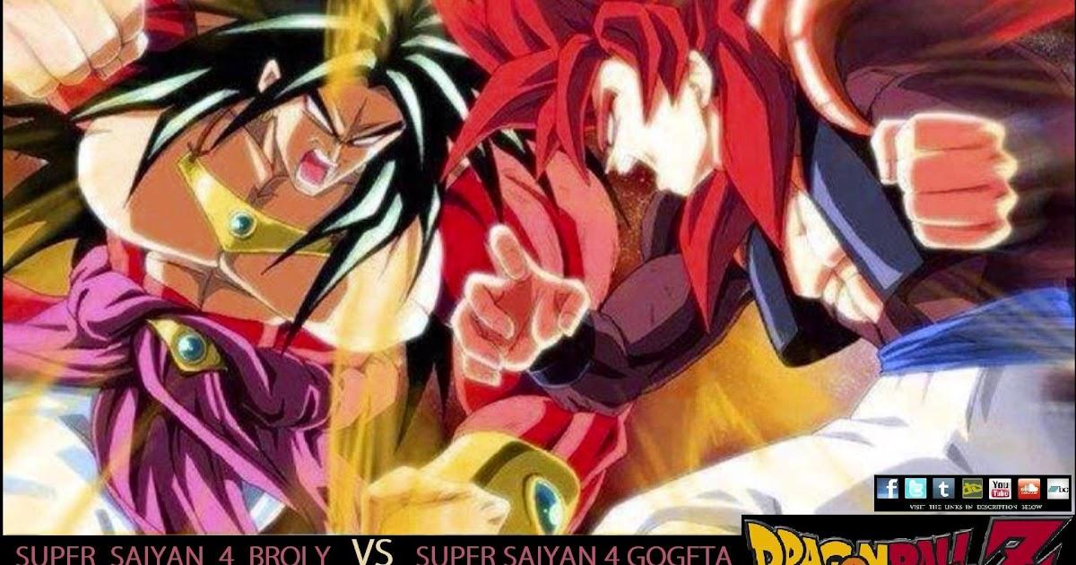 Dragon Ball Super Broly Wallpaper Gogeta Gambarku
