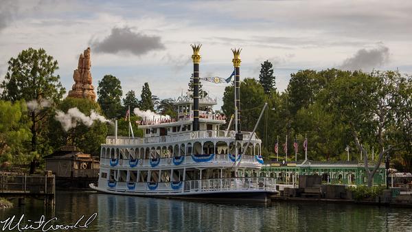 Disneyland Resort, Disneyland, Mark, Twain, Disneyland60, Diamond, Celebration, Buntig