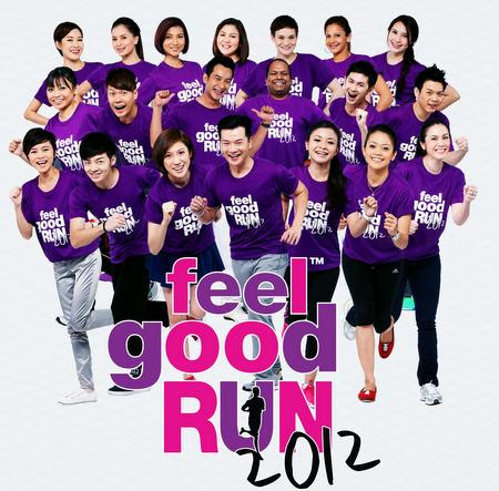 Feel Good Run Celebs
