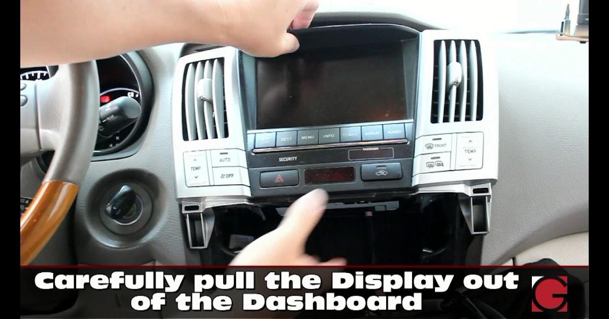 2004 Lexus Rx330 Stereo Wiring Diagram