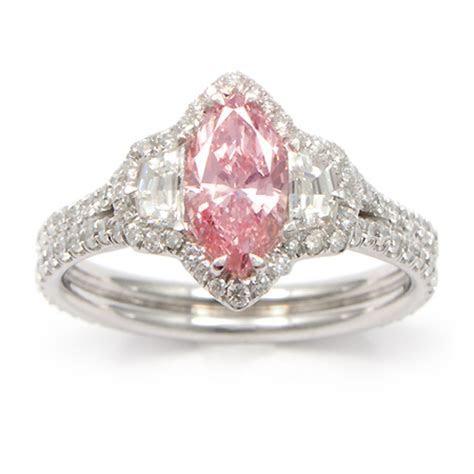 Pink Diamond Ring   014008   Wixon Jewelers   Minneapolis, MN