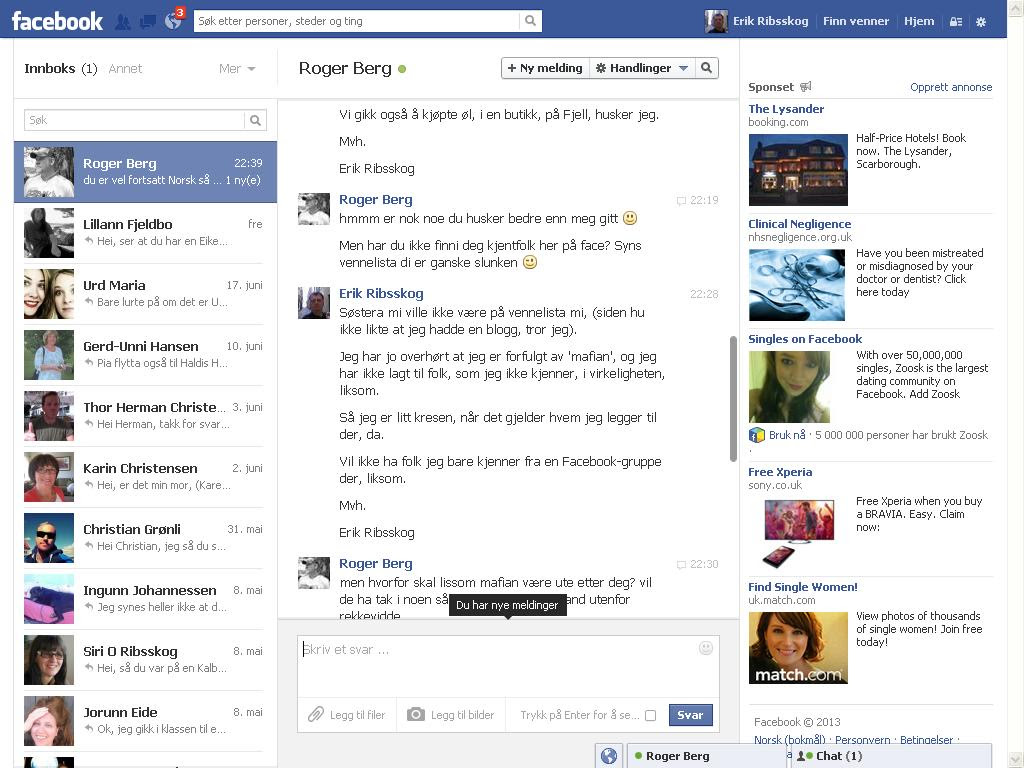 mer fra facebook roger berg