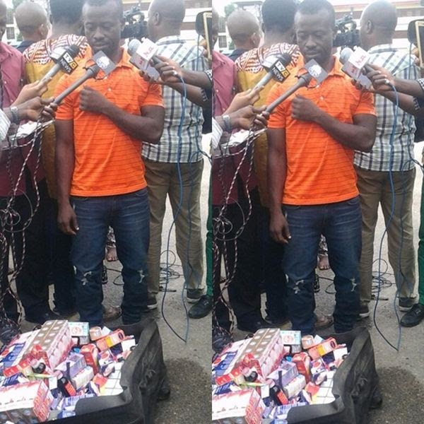 I Don't Know The Number Of People I've Killed With My Drugs – Fake Doctor Confesses In Lagos (Photo)