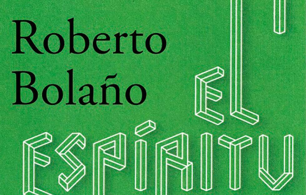 Portada de la novela de Roberto Bolaño.