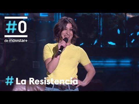 Monologo de Susi Caramelo en la Resistencia