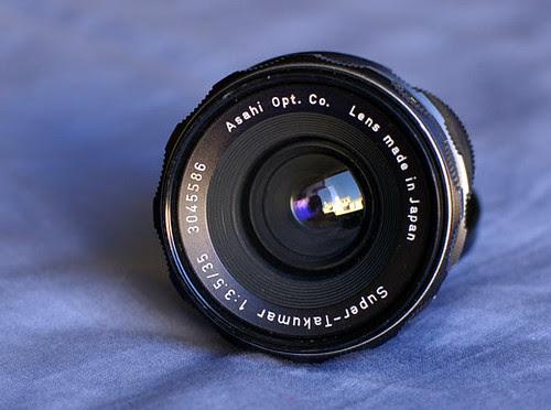 super takumar 35mm f/3.5