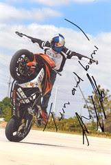 aaron colton autograph