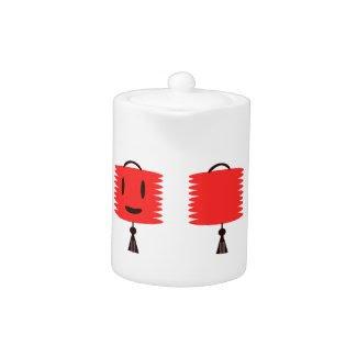 Happy Red Lantern