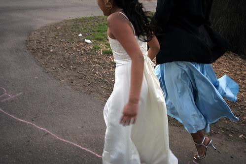 Wedding sprint