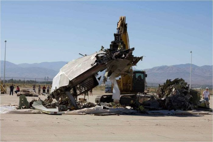 Disposal of Lockheed Martin F-117 Nighthawk (5)
