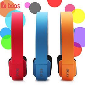 Boas Studio earpods drahtlose Bluetooth-Stereo-Headset mit Mikrofon Kopfhorer-Sport-Ohrhorer fur mobile iphone fur TV