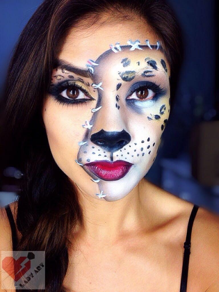 bd0b45c48937 Native American Makeup Ideas Hallowen Costum Udaf
