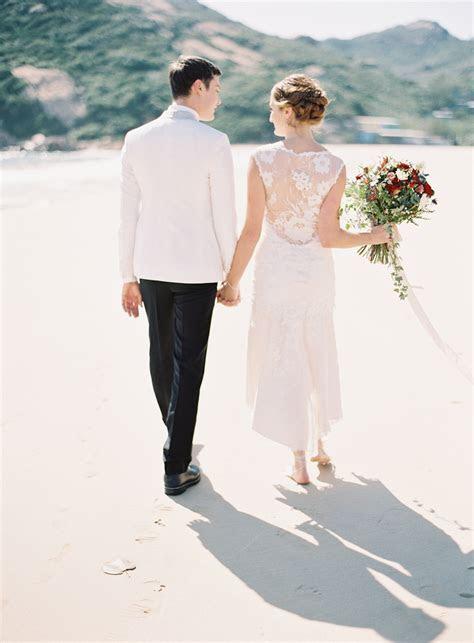 Hong Kong Beach Wedding Ideas 8   Elizabeth Anne Designs