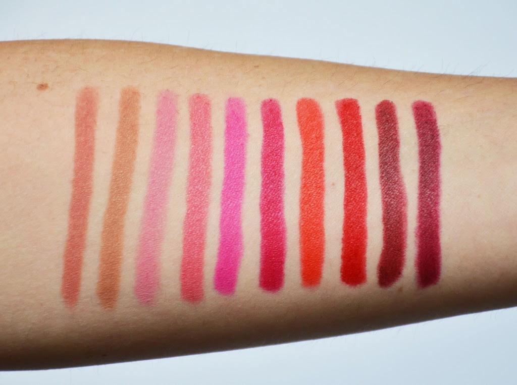 Color Design Matte Lip Crayon by Lancôme #3