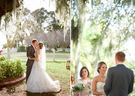 palmetto riverside bed and breakfast wedding » Esther