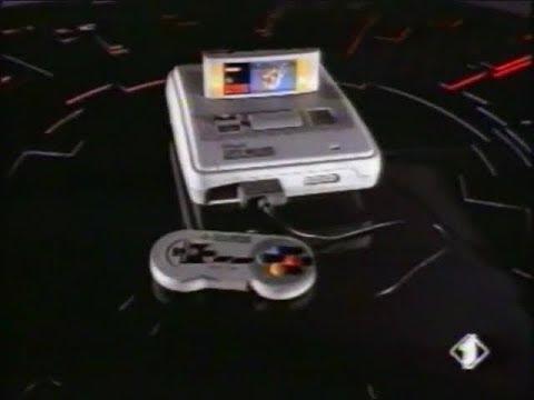 Super Nintendo - La Sfida della Bit Generation (1992)