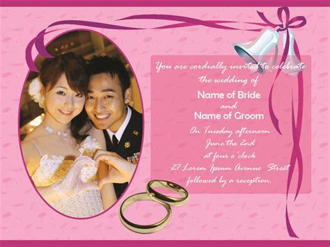Wedding Tarpaulin Design Layout