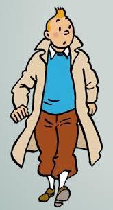 Tintin or Alasdair Allan