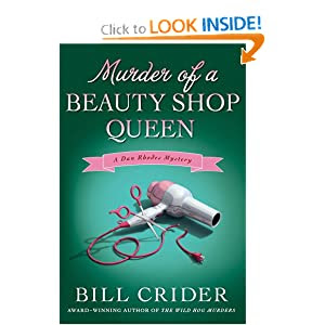 Murder of a Beauty Shop Queen: A Dan Rhodes Mystery (Sheriff Dan Rhodes Mysteries)